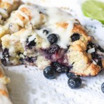 Blueberry Lemon Lime Mint Scones