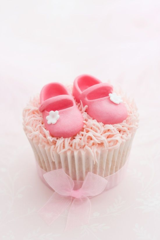 Baby Girl Shoes Wallpaper 38 Baby Shower Cupcakes Cupcakes Gallery