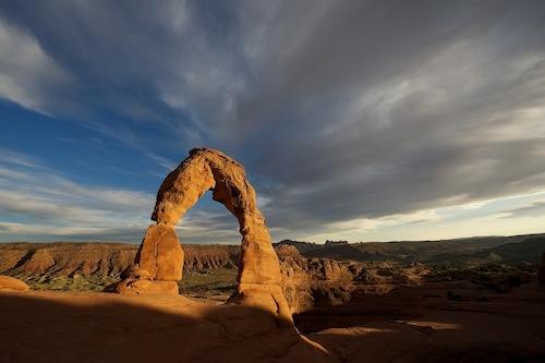 Delicate Arch - Nikon D700