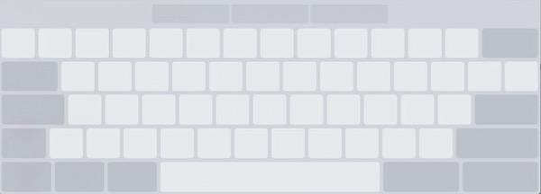 iOS: Cursor-Bewegung mit der Tastatur