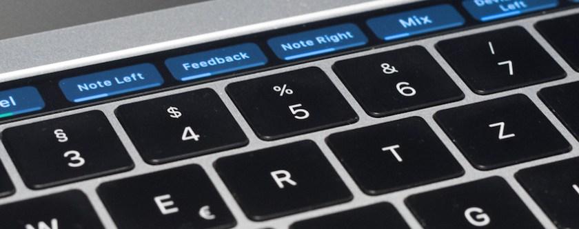 MacBook Pro - Tastatur