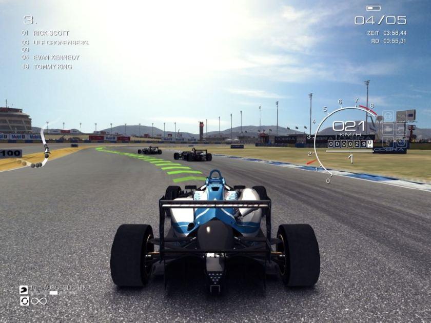 Grid Autosport– Formula-C-Rennen