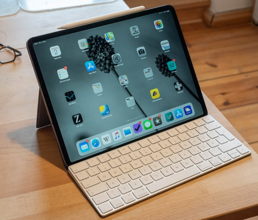 Canopy Keyboard Case mit iPad Pro 2018