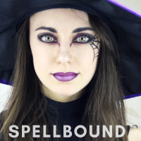 Spellbound Witch - Halloween Makeup Tutorial