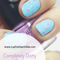 Completely Dotty Nails - Nail Art Tutorial