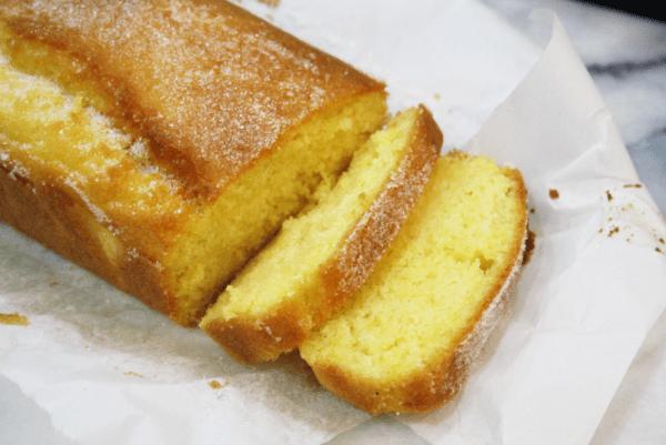 'You Won't Believe It's Gluten Free' Lemon Drizzle Cake