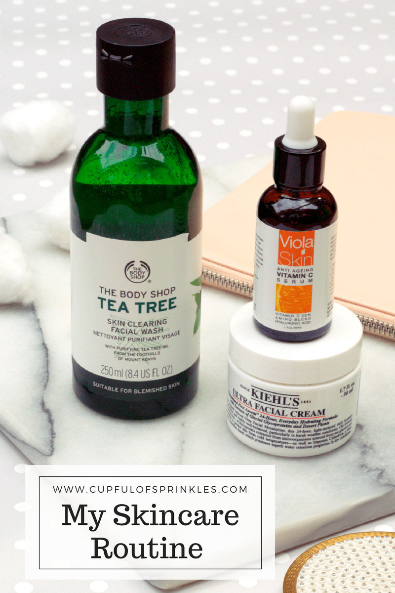 My Skincare Routine - And Some Of My Favourite Products