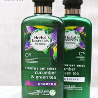 Herbal Essences Cucumber and Green Tea Shampoo & Conditioner Review