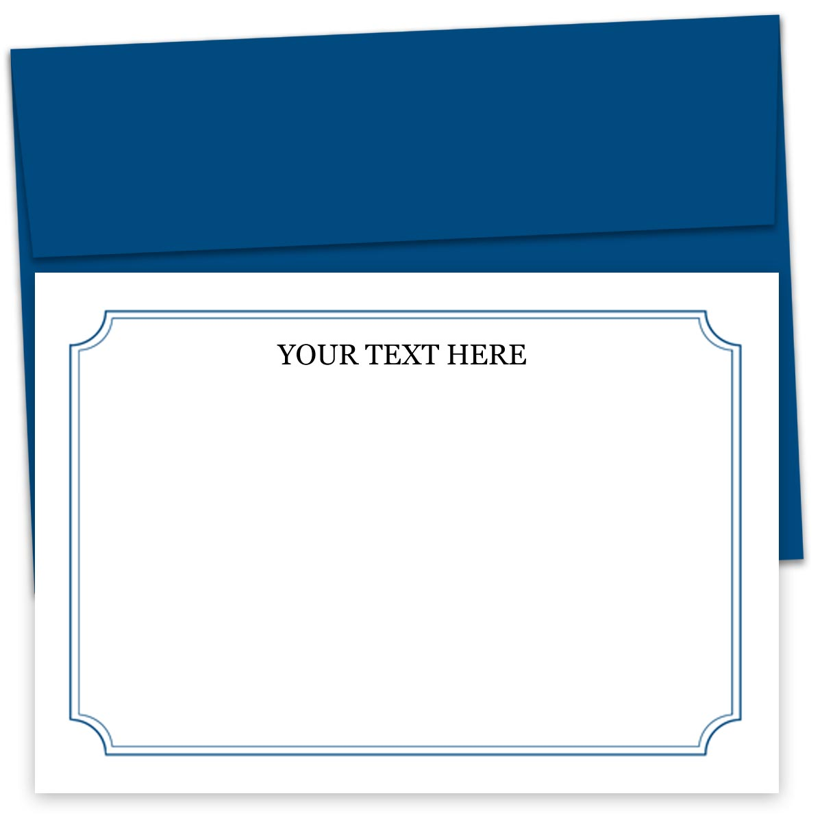 personalized stationery for men