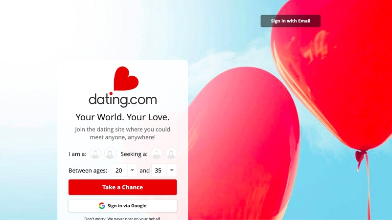 free dating online young guys