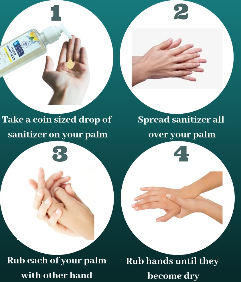 10 Amazing Facts About Hand Sanitizer You May Not Be Knowing