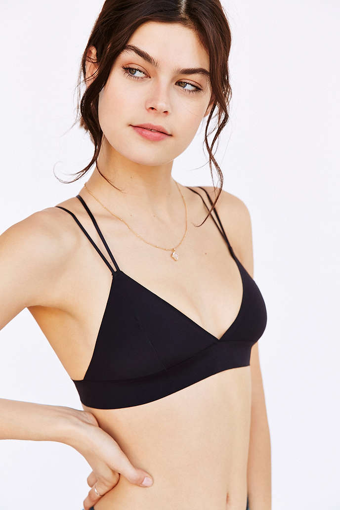 bra types triangle bra