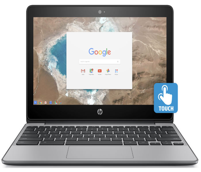 Walmart 90 Off HP 116 Touch Chromebook Only 169