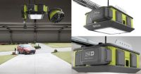 Home Depot: Ryobi Ultra-Quiet 2 HP Belt Drive Garage Door ...