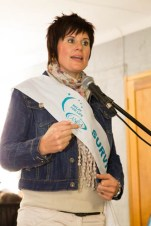 Jana du Plessis, cancer survivor