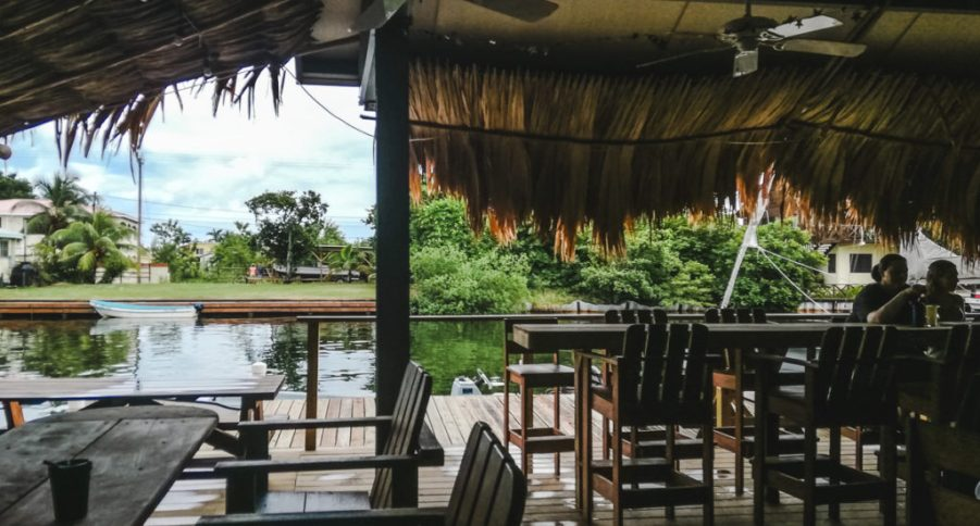 Best restaurants in Placencia Belize Wuba Buba's Grill