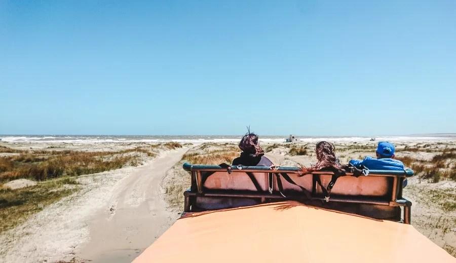 4x4 sand dune journey to cabo polonio uruguay