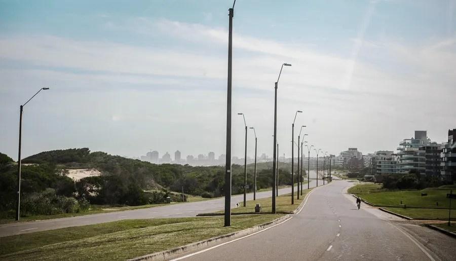 bus journey to punta del este uruguay