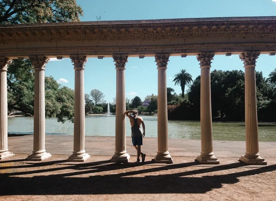 things to do in rosario argentina parque de la independencia