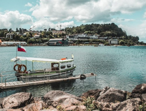 puerto varas city country guide chile blog travel couple long term itinerary how long what to do go visit see how to get there colectivo bus