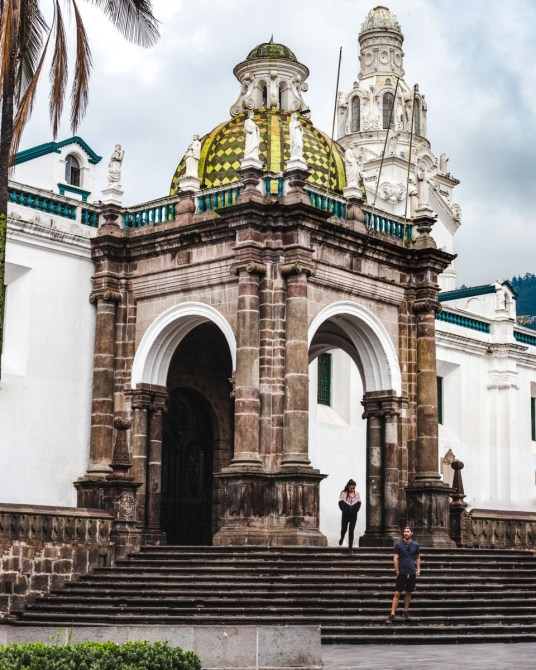 things to do in Quito, Ecuador