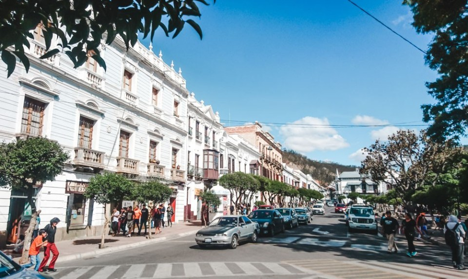 things to do in sucre bolivia where to stay
