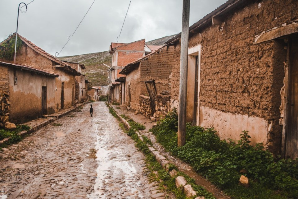 backpacking in bolivia travel guide torotoro tips advice