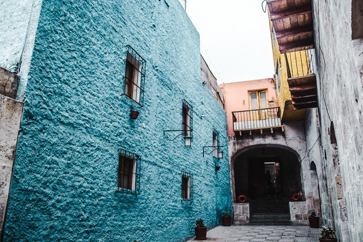Arequipa, Peru: Stunning architecture & the world's second deepest canyon
