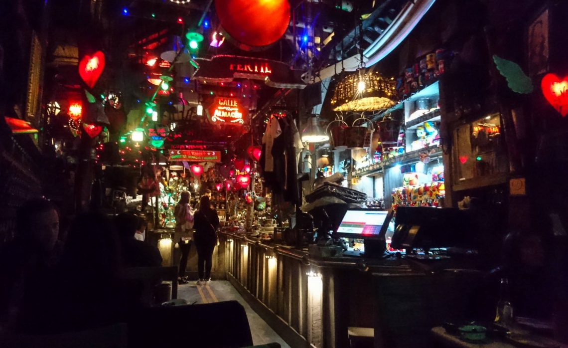 Andres Carne de Res bar | best clubs of Bogotá Chía Colombia | Colombia nightlife tips