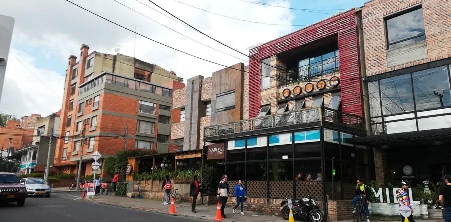 zona g one of the best bogota neighbourhoods