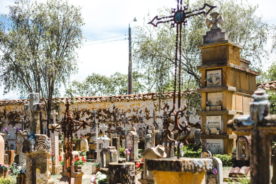 cemeterio barichara santander colombia things to do
