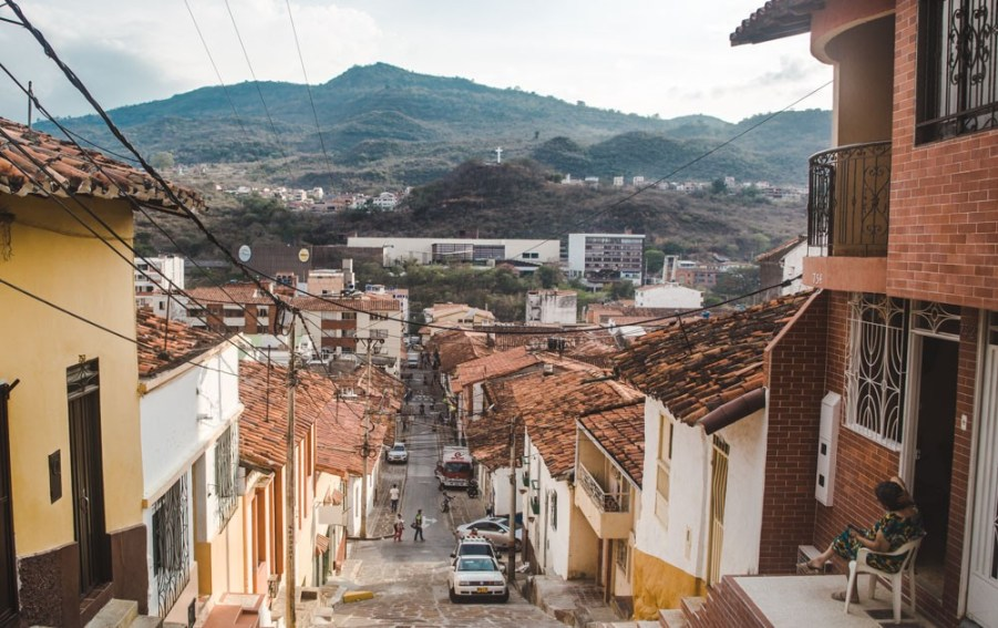 market safety of San Gil Santander Colombia   things to do in San Gil adventure activities for adrenaline junkies South America