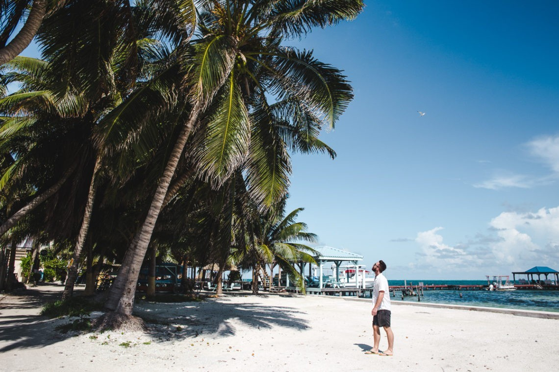 2 weeks in Belize itinerary 14 days holiday ideas Central America backpacking