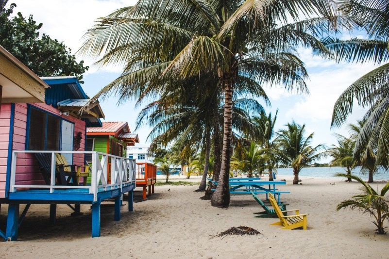 Beach Things to do in Placencia Belize backpacking | 2 weeks in Belize itinerary travel plan
