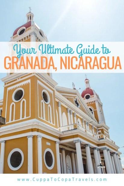 Nightlife in Granada Nicaragua hostels