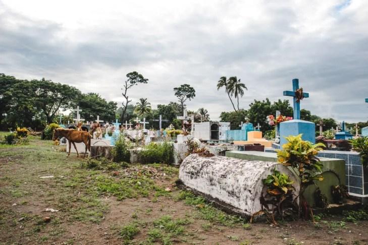 Granada to Ometepe Island