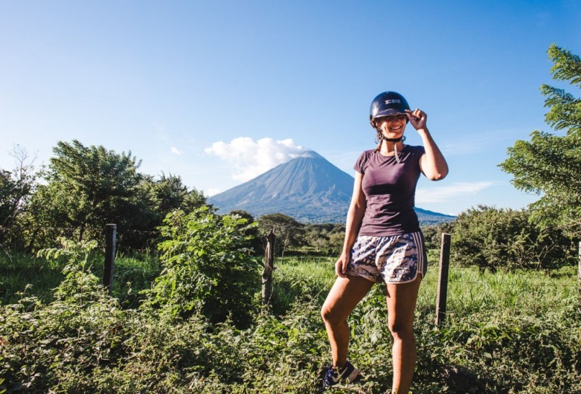 Things to do on Ometepe Island | Nicaragua travel hire moped scooter atv bike