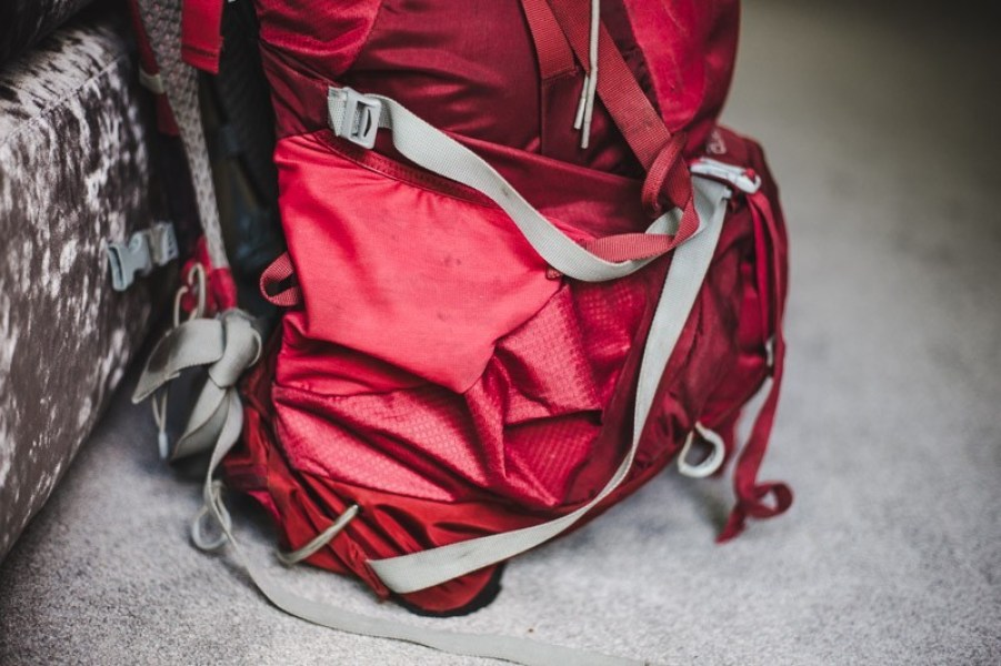 Osprey aura 50L backpack review