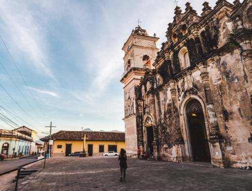Value for money destinations in latin america: Things to do in Granada Nicaragua best hostels nightlife