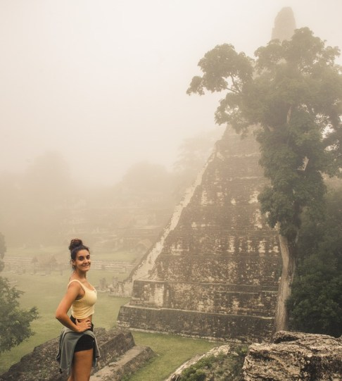 things to do in Guatemala tikal flores backpacking in Guatemala