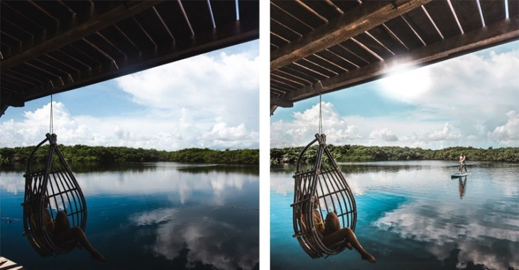 travel photo editing techniques