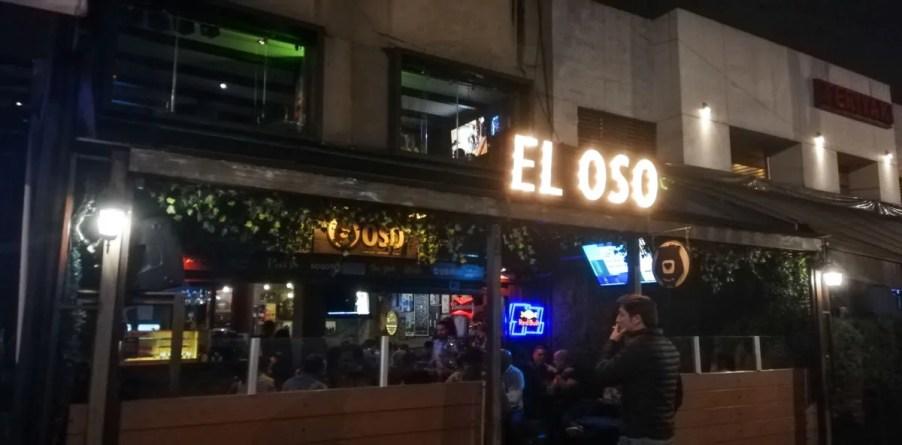 nightlife in bogota colombia zona t oso
