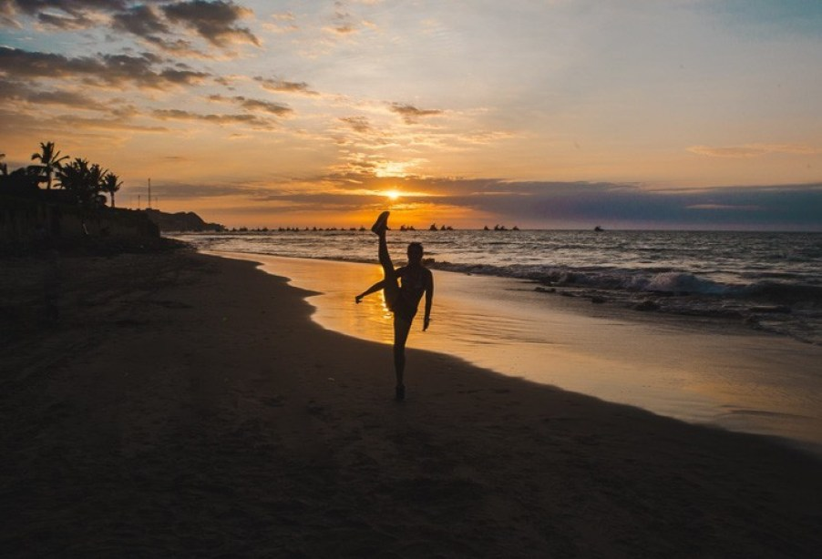 party destinations in south amerifca máncora peru beach