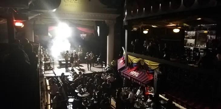 best nightlife in bogota colombia bogotá