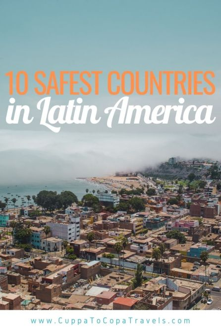 south america safest countries in latin america to travel costa rica