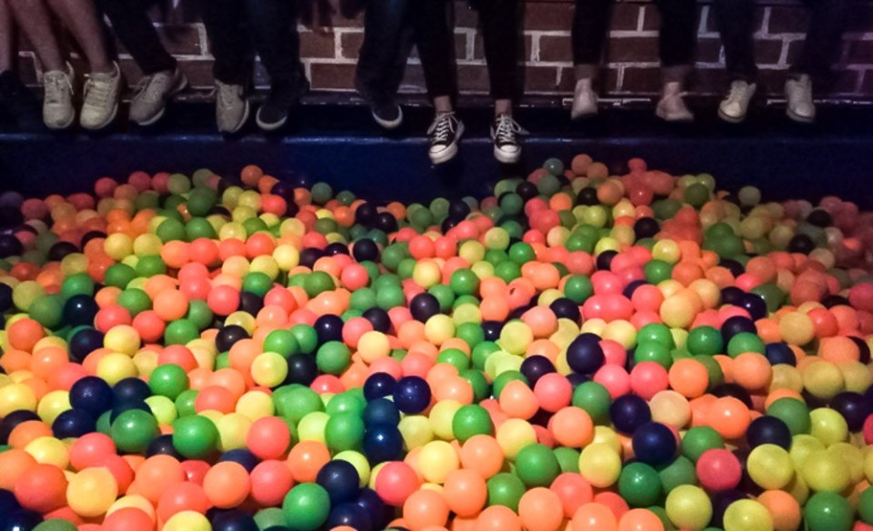 poblado ballpit bar: best places to stay in medellin where to stay colombia