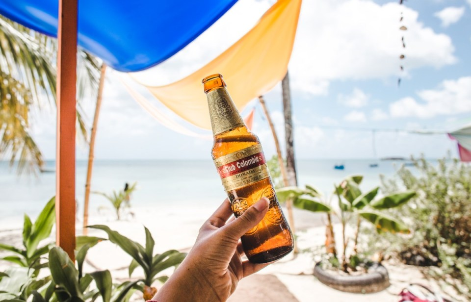 scopolamine safe travel in south america club colombia drink beer
