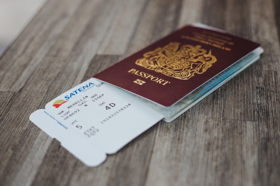 uk passport safe travel in south america safety tips