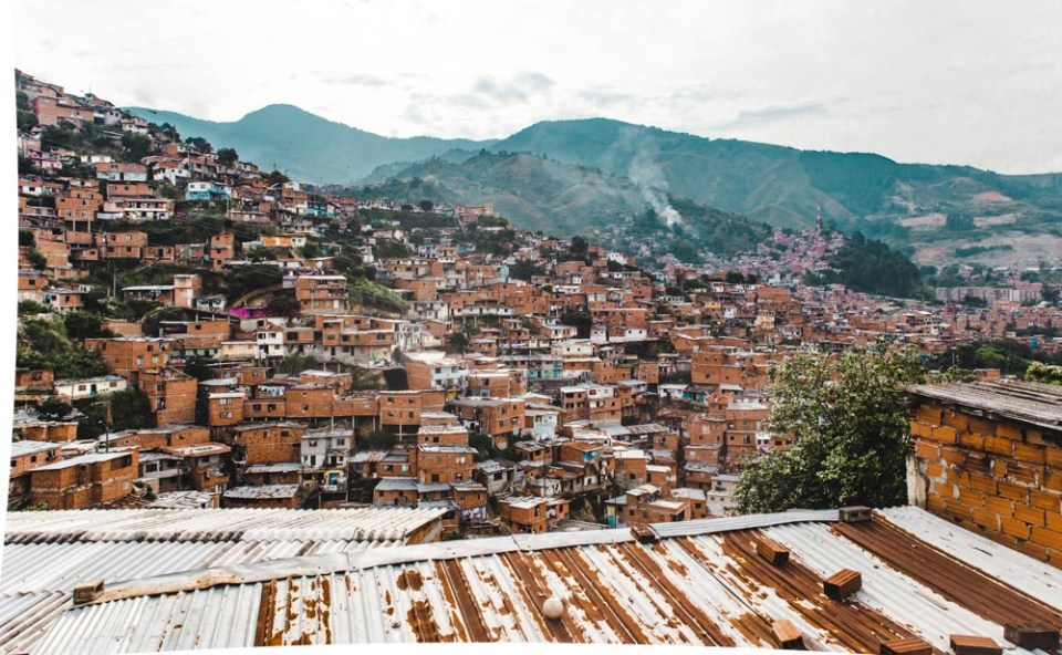 medellin poverty comuna 13 colombia safe travel in south america safety tips