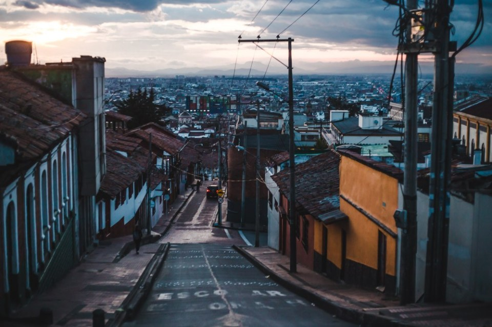 bogota colombia streets safe travel in south america safety tips